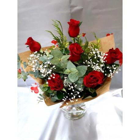 Bouquet Rosas