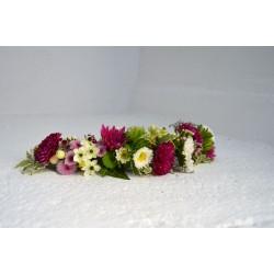 Coronita flor natural Mery