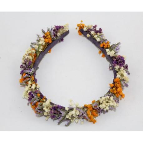 Coronita flor natural Crina