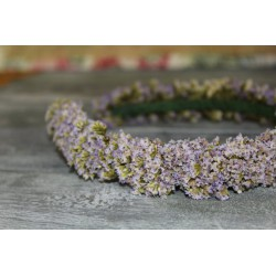 Coronita flor natural Silvi