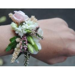 Pulsera flor natural Dunia