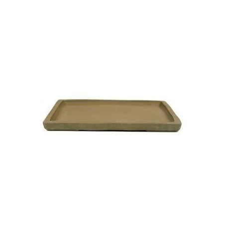 Plato rectangular Yichuan 45cm.